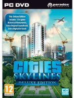 CITIES : SKYLINES (DELUXE EDITION)