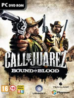 Call of Juarez : Bound in Blood CZ